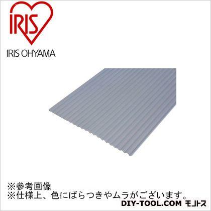硬質塩ビ波板 6尺 ナチュラル  NIPVC-608NT 1 枚