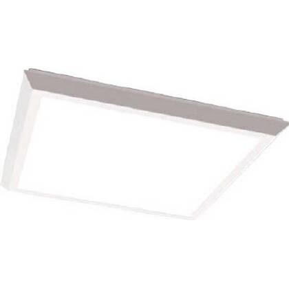直付型LEDベース照明 スクエア 7000lm 昼白色   IRLDBL70CLNSQ53