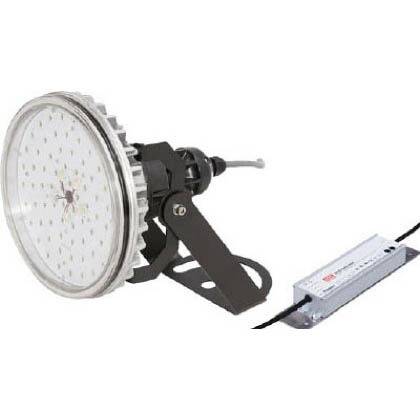 LED投光器水銀灯400W代替127WIP55ファンレスタイプ   IRLDRSP127N-120BS-HE
