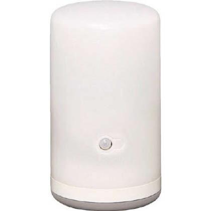 アイリスオーヤマ 乾電池式LEDセンサーライト ホワイト  BSL10L 1 個