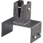 アイリスオーヤマ ラティスポスト固定金具 ブロック直接固定 150mm   LPK150B 1 個
