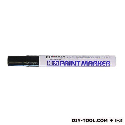 強力ペイントマーカー 黒  TSB-02