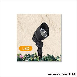LEDスポットライト(純正) 黒 H149mm×W153mm (LL2650BK)
