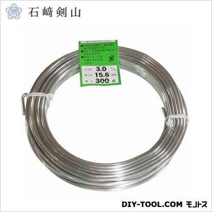 盆栽用アルミ線 白 3.0mm