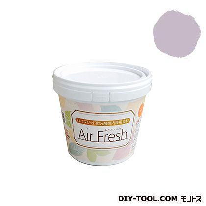 イサム塗料 エアフレッシュ ハイブリット型光触媒内装用塗料 ラベンダーアロマ 1kg