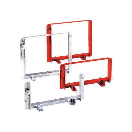 単管ハンガー赤色塗装50本用   TH50P 1 セット