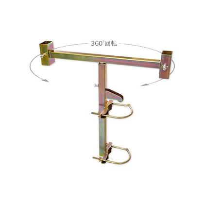 サインホルダーガードレール支柱用   SBH-2-300 1 台