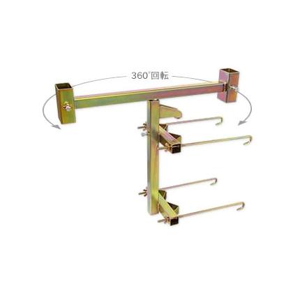 サインホルダーガードケーブル支柱用   SBH-C-300 1 台