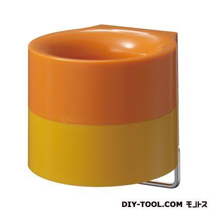 ISETO 傘立て ホルダー マグネット シングル オレンジ  206392