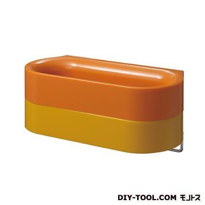 ISETO 傘立て ホルダー マグネット ワイド オレンジ  206397