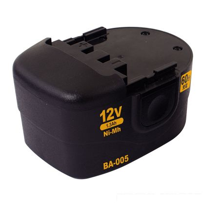 リリーフ RDD-003用 12VバッテリーパックNi-Mh   BA-005