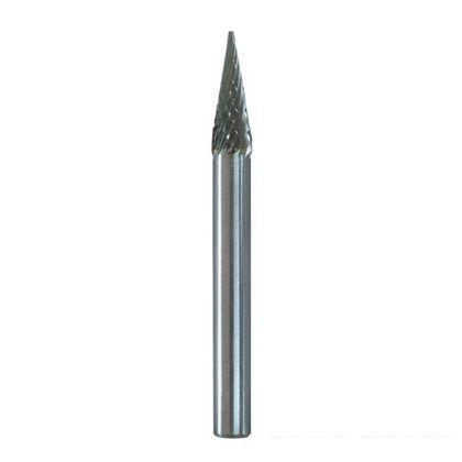 リリーフ 超硬カッター  円錐型6×18mm 28023