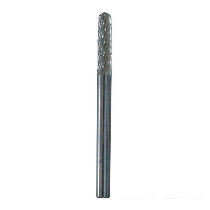リリーフ 超硬カッター  先丸円筒型3×13mm 28060