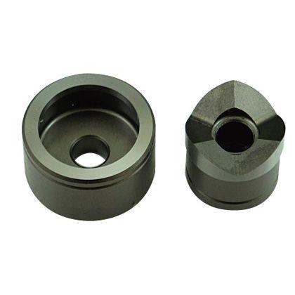 デンサン 厚鋼電線管用パンチダイス  ・実寸法(mm):φ21.8 DFP-B16