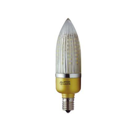 LEDシャンデリア電球 (LLB56-E17BL)