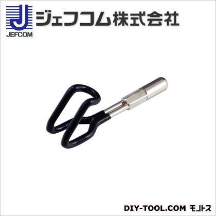 フック金具(すべり止め付)  78mm DBF-FS