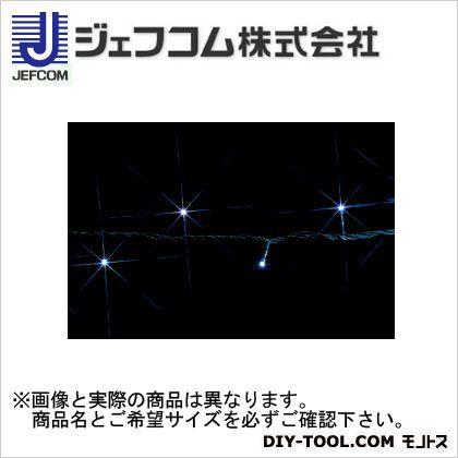 デンサン LEDストリングライト 白/白 10m SJ-E05-10WW
