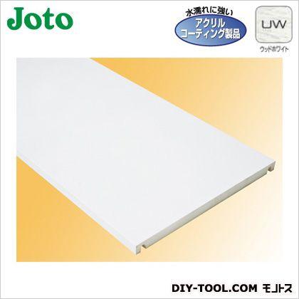 スーパーワイド400 ウッドホワイト 400×24×2,700mm (SP-400L27-UW)