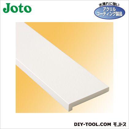 樹脂製ドア枠 L字タイプ ホワイト (幅)竪枠:126、上枠:124(実用寸法:114)(間口)2 200(高さ)2 200 (SP-7004-WT)
