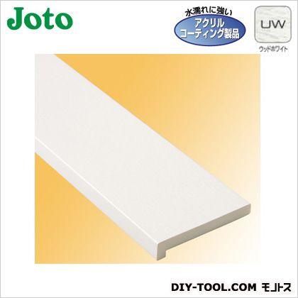 樹脂製ドア枠L字タイプ ウッドホワイト (幅)竪枠:174、上枠:172(実用寸法:162)(間口)2,200(高さ)2,200 SP-8004-UW