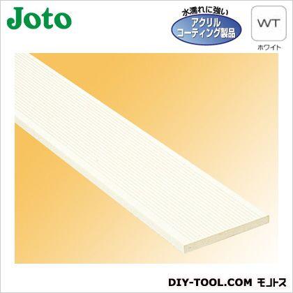 樹脂製ドア枠 下枠 ホワイト 198×15×850mm (SP-2008F-WT)