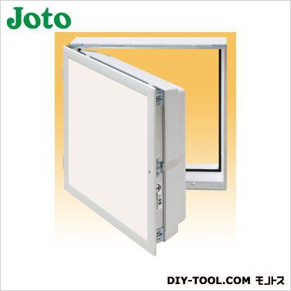 高気密型壁点検口 点検口:ホワイト 断熱蓋:アイボリー 431×666mm (SPW-S4060CH2)