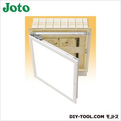 高気密型天井口  点検口:ホワイト 断熱枠:アイボリー 断熱材:淡黄色 469×469mm SPC-S4545BH1