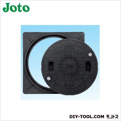 耐圧マンホールカバー ブラック (JT2-450A-1)