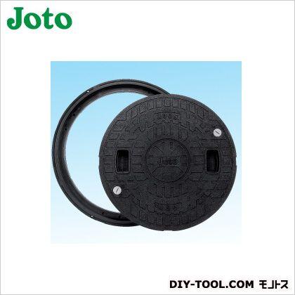耐圧マンホールカバー ブラック  JT2-600B-1