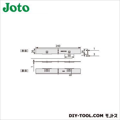 キソパッキンロング用調整板 ブラック 240×26mm SK-S1021 120 個