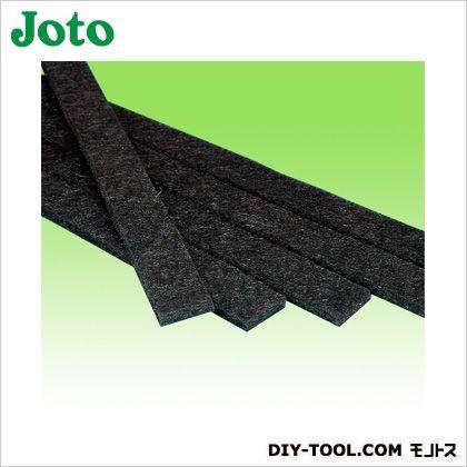 JOTO 防風透湿マット ブラック 100×800×20mm JVM-1020 12 枚