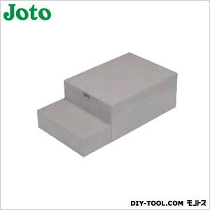 ハウスステップ収納庫無し ライトグレー 600×1,100×350(175)mm CUB-8060