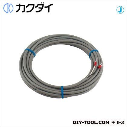 カクダイ キャブタイヤコード(潅水用)   504-032-10