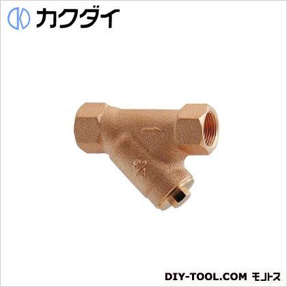 カクダイ Y型ストレーナー//80メッシュ   575-910-20