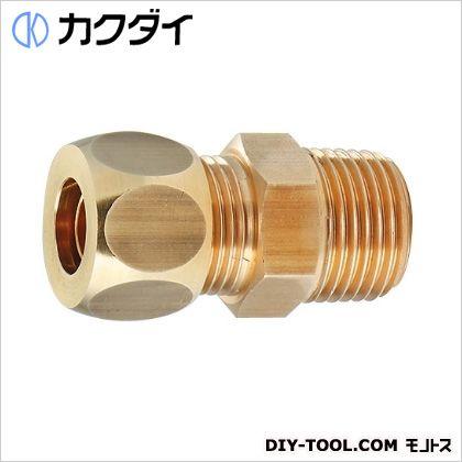 銅管用火なし継手   618-71-10X9.52