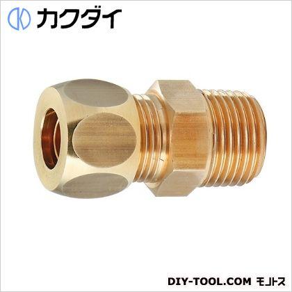 銅管用火なし継手 (618-71-13X9.52)