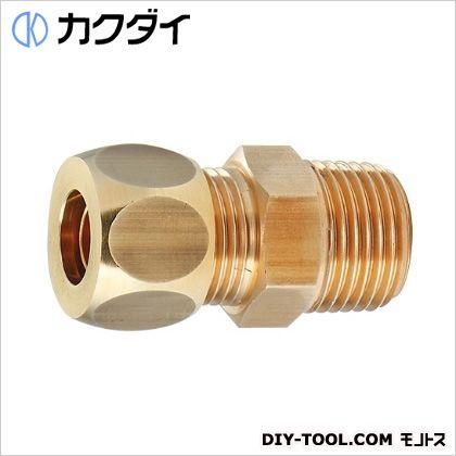 銅管用火なし継手   618-71-13X15.88
