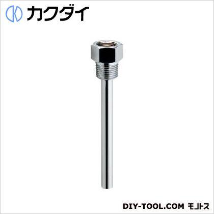 バイメタル製温度計用保護管   649-920-50