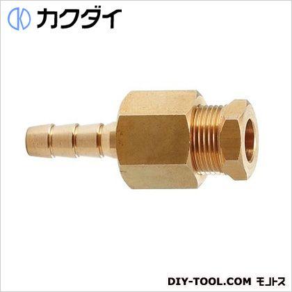銅管ホースエンド   668-031