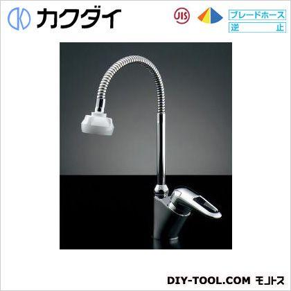 シングルレバー混合栓(シャワーつき)   183-134