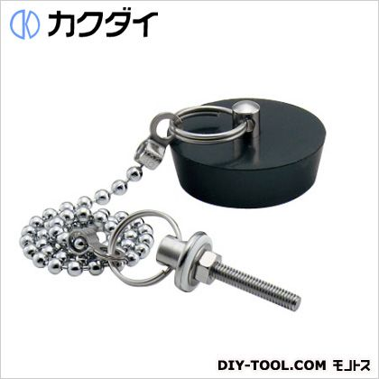 洗面器用ゴム栓   491-015
