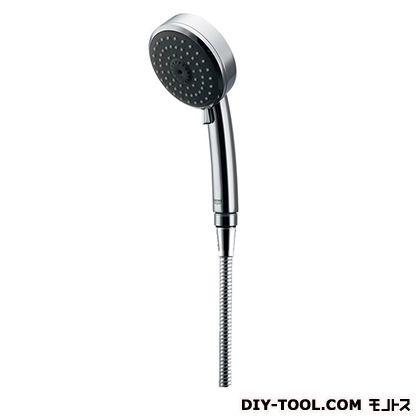 シャワーセット(シャワーヘッド+カクダイシャワーホース) シルバー
