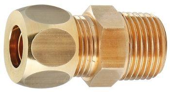 銅管用火なし継手 (618-71-13X12.7) 1