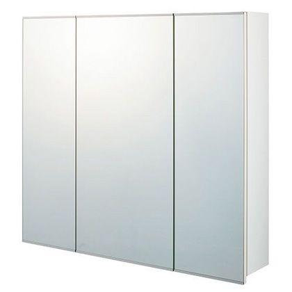 三面鏡 白(ホワイト)  207-553