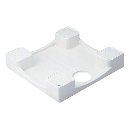 洗濯機用防水パン 白(ホワイト)  426-411-W
