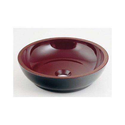 丸型手洗器 雲海  493-068-R