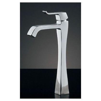 シングルレバー立水栓 クローム(メタル) トール 716-240-13