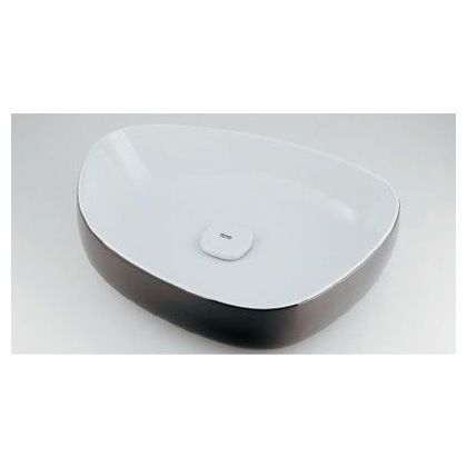 Olympia(オリンピア) 洗面器 白黒(ホワイト・ブラック) (#LY-493210WD) 洗面器 洗面