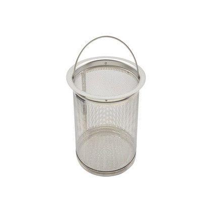 GAONA 日曜日のお父さん シンク用 ステンレス製ゴミカゴ 排水口のゴミ受け   GA-PB015