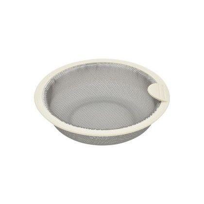 GAONA マジカヨ・アリエーネ シンク用 ステンレス製ゴミカゴ 排水口のゴミ受け   GA-PB027